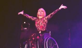 Впечатляющие истории людей с инвалидностью: танцовщица на коляске Н. Колесова