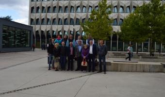 Поездка в Дармштадт: новополочане увидели воочию, что граждане с инвалидностью на самом деле включены в общественную жизнь