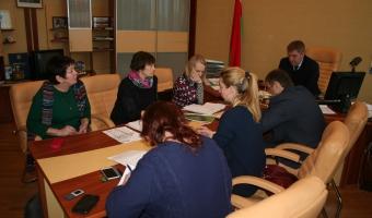 Члены команды инклюзивного проекта обсудили требования к будущей спортплощадке и подготовили техзадание