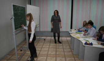 В средней школе №8 г.Новополоцка открылся класс дистанционного обучения