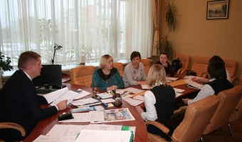 24 января состоялась очередная встреча координаторов и партнеров проекта