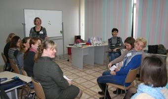 Третья секция семинара для родительской общественности