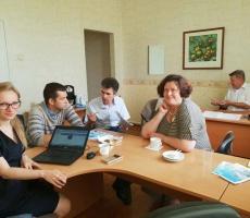Эксперты проекта