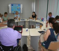 В сентябре в рамках Европейской недели мобильности и в том числе проекта пройдет семинар для водителей общественного транспорта.