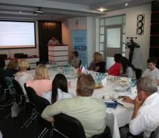Белорусский союз транспортников провел исследование транспортной системы Новополоцка