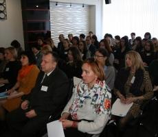 Двухдневная конференция по инклюзии собрала порядка 60 учителей.