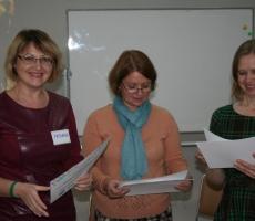 Цикл семинаров для родителей завершился вручением сертификатов