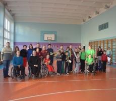 9 декабря в стенах школы состоится традиционное спортивное мероприятие для детей с ограниченными возможностями