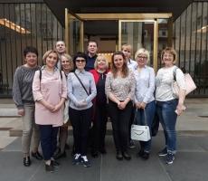 Поездка в Чехию оказалась для новополочан полезной