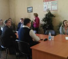 Также участники встречи обсудили предстоящий семинар по вопросам инклюзивной мобильности.