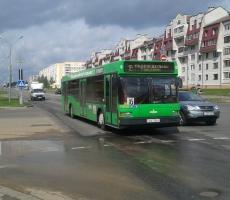 Напоминания об опросе появились в городских автобусах.