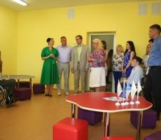 В течение нескольких месяцев в ДДМ велись работы по адаптации учреждения под потребности ребят с инвалидностью