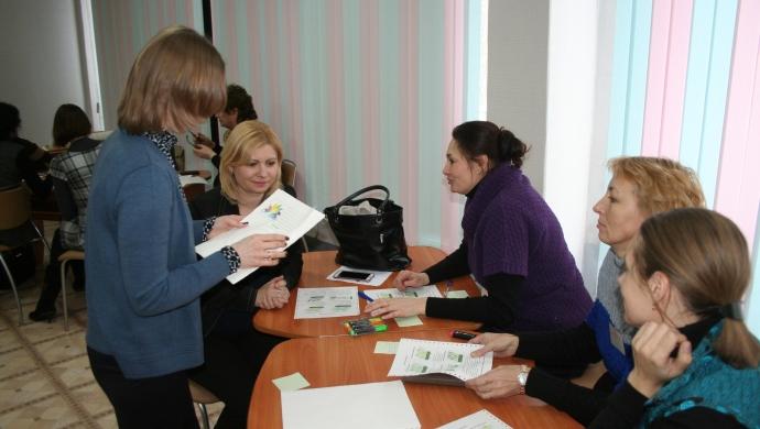 На базе СШ №8 прошел обучающий семинар