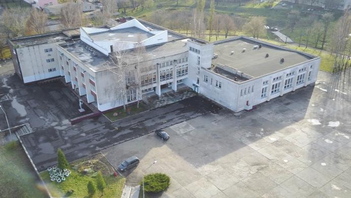 В Новополоцке состоялся конкурс проектов по благоустройству территории вокруг Дворца детей и молодежи