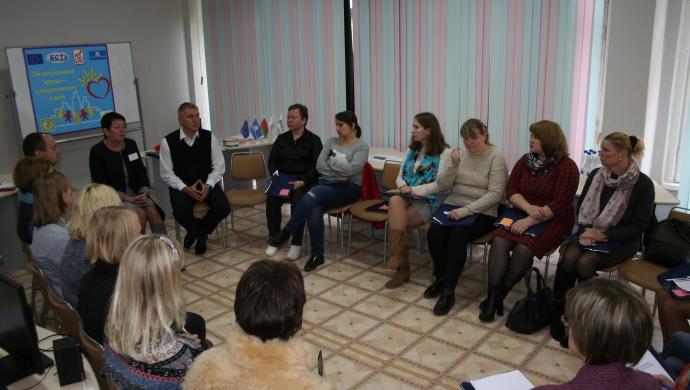 Старт цикла семинаров для родительской общественности