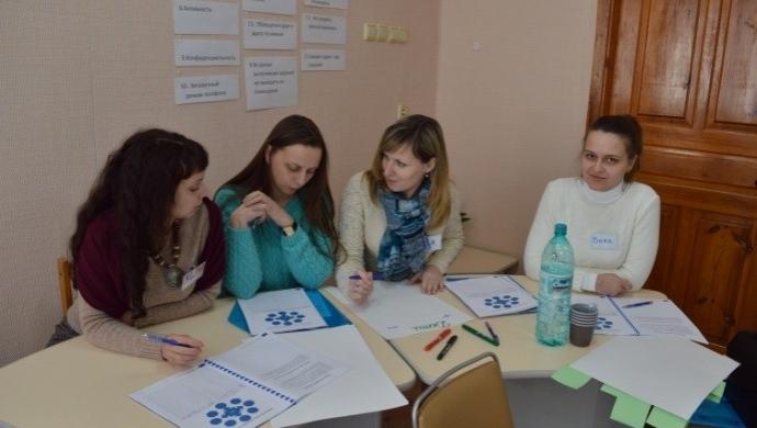 Обучение педагогов основам включающего образования