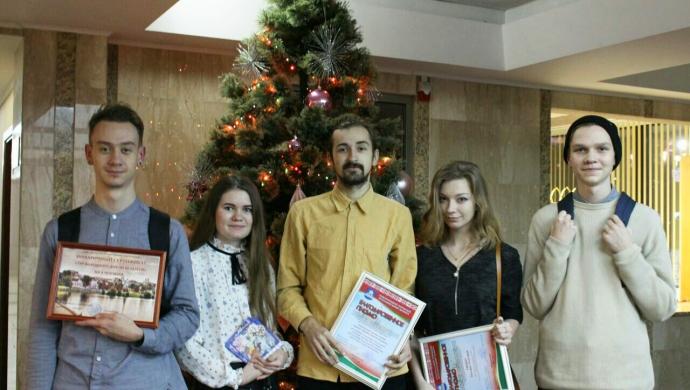 Накануне Нового года были подведены итоги конкурса проектов по благоустройству территории, прилегающей к ДДМ